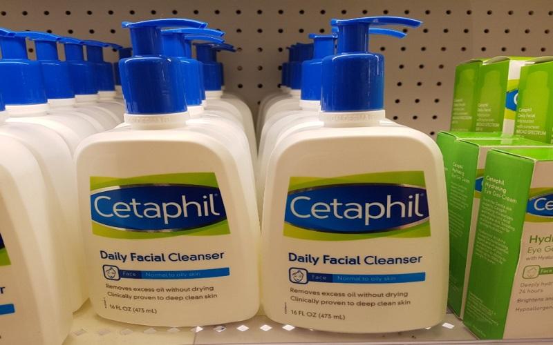 Các dòng sữa rửa mặt Cetaphil cho da dầu và mụn