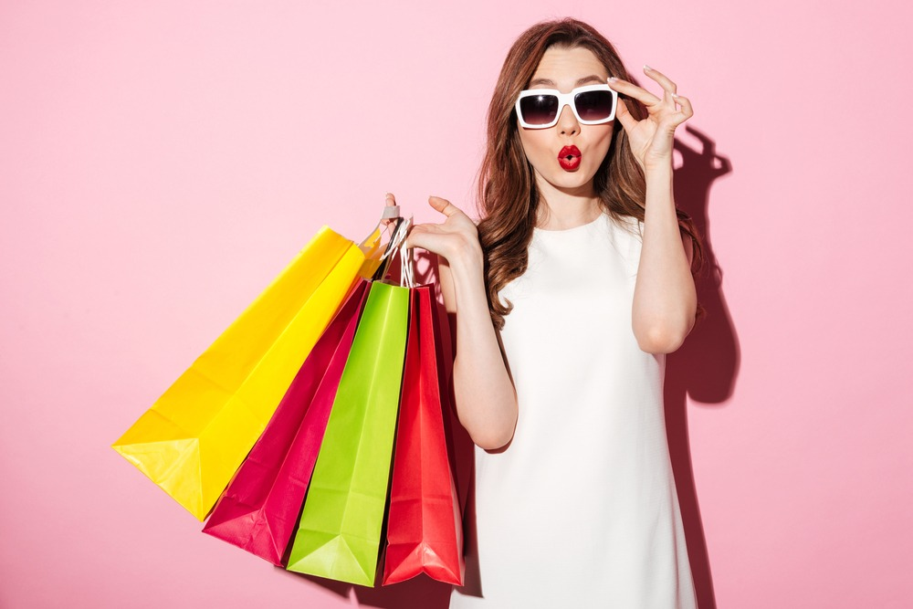 Một ngày shopping ngọt ngào