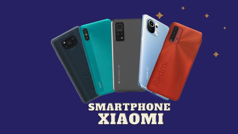 Top smartphone Xiaomi tốt nhất