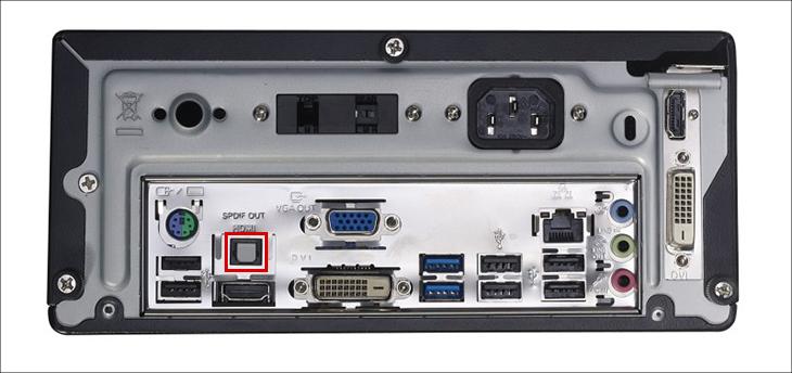 Cổng Optical trên máy tính