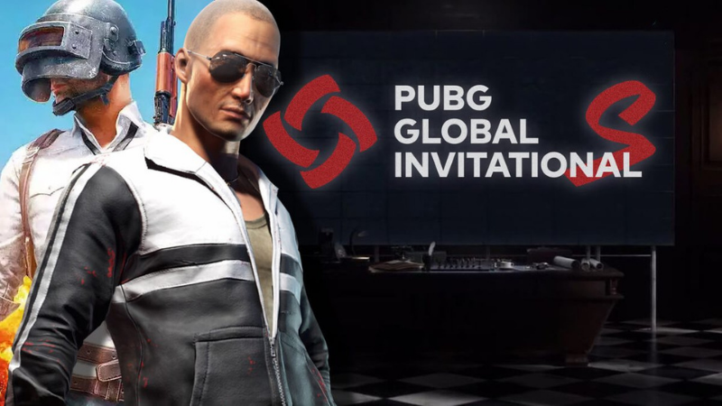 PUBG Global Invitational.S 2021 is a large-scale PUBG tournament, converging many professional PUBG teams.  (Source: PUBG).