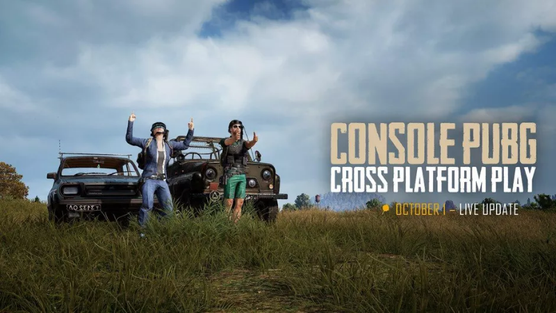 PUBG 2 will be a cross-platform game with cross-play support.  (Source: CNET).