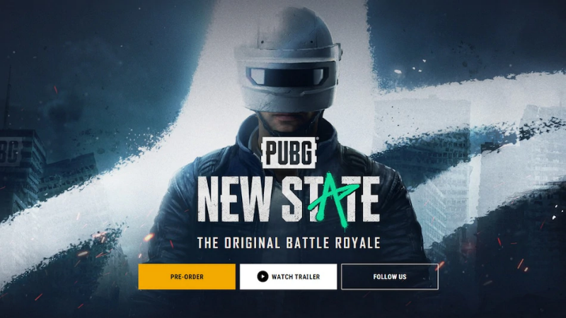 PUBG: New State (also known as PUBG Mobile 2) has had a lot of big changes compared to the first generation.  (Source: PUBG).