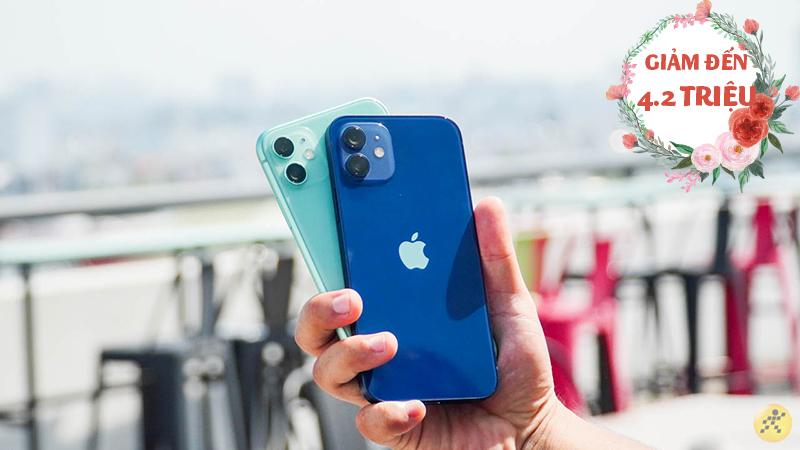 iPhone giảm giá tháng 3