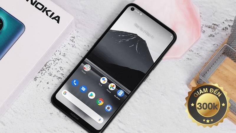 Chào tháng 3, điện thoại Nokia giảm siêu ngon tại Thế Giới Di Động, đảm bảo sắm về xài siêu hời