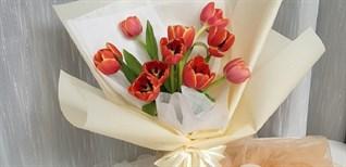 22 mẫu hoa đẹp tặng mẹ, vợ, bạn gái, crush, cô giáo,... ngày 8/3