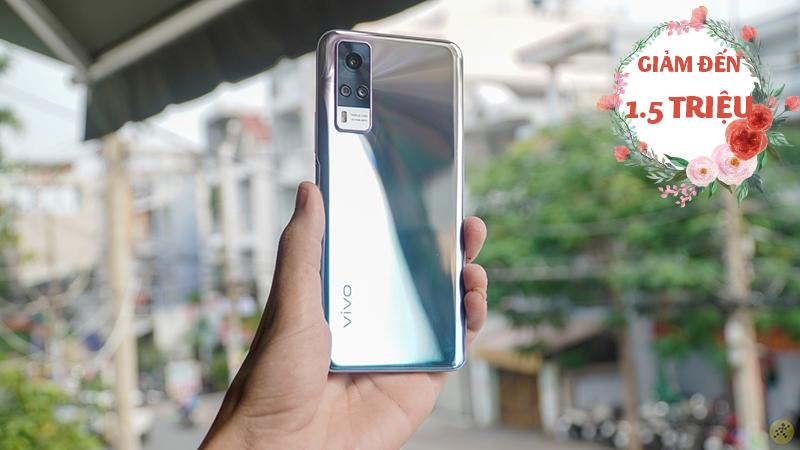 Loạt smartphone Vivo sale xịn tháng 3 với giá giảm lên đến 1.5 triệu