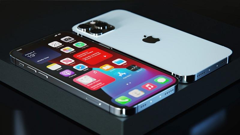 Không chỉ có Touch ID ẩn dưới màn hình mà dòng iPhone 13 (iPhone 12s) sẽ đi kèm với bộ nhớ trong lên tới 1TB