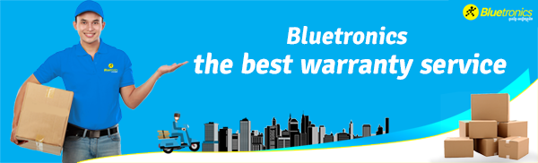 RETURN AND WARRANTY POLICY AT BLUETRONICS