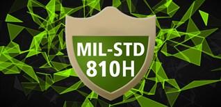 Độ bền chuẩn quân đội Mỹ MIL-STD-810H là gì?