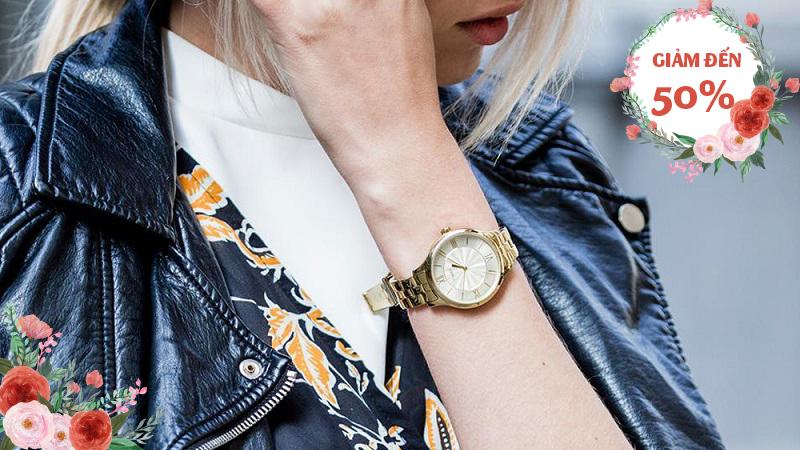 Đồng hồ Nữ TimeX TW2R28000