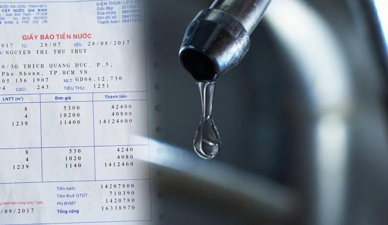 Áp dụng những cách này đảm bảo hóa đơn tiền nước nhà bạn giảm ngay 30%