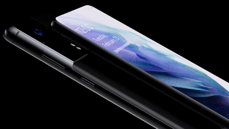 Concept Galaxy S22 Ultra