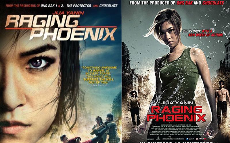 Raging Phoenix - Phượng hoàng nổi giận
