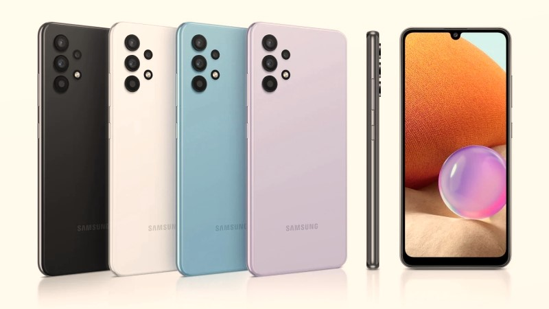 Samsung Galaxy A32 4G lộ giá bán chính thức tại Ấn Độ, bạn mong đợi tân binh này sẽ được niêm yết tại Việt Nam với giá bao nhiêu?