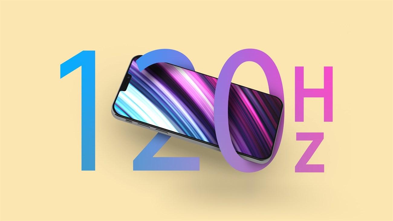 Trang bị màn hình ProMotion OLED 120Hz