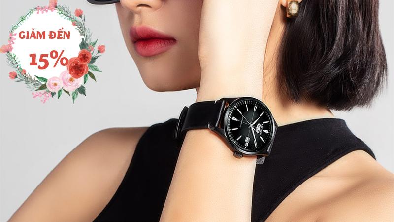 Dòng đồng hồ thời trang Citizen C7 chính thức mở bán từ hôm nay