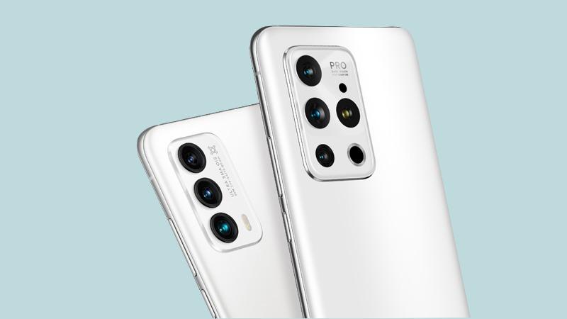 Meizu 18 và 18 Pro ra mắt