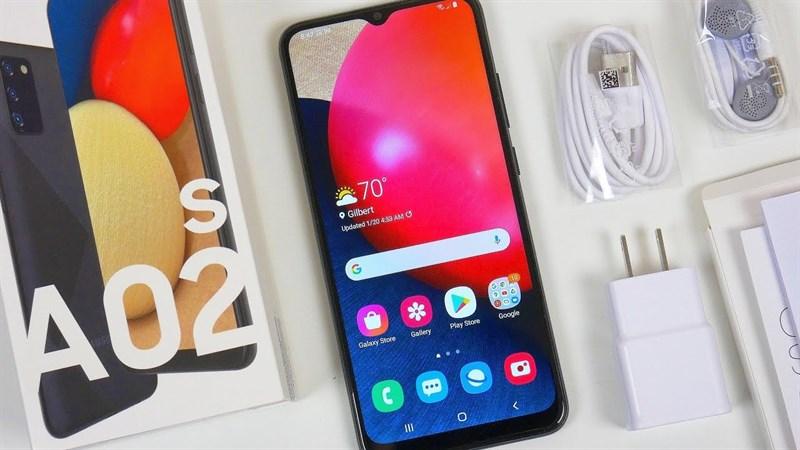 Smartphone giá rẻ Samsung Galaxy F02s sắp ra mắt có thể là Galaxy A02s hoặc Galaxy M02s được đổi tên