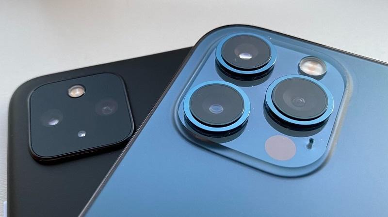 iPhone 13 Pro (iPhone 12s Pro) sẽ có camera góc siêu rộng được cải tiến, tích hợp hệ thống ổn định hình ảnh Sensor Shift