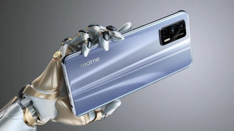 Realme GT 5G ra mắt