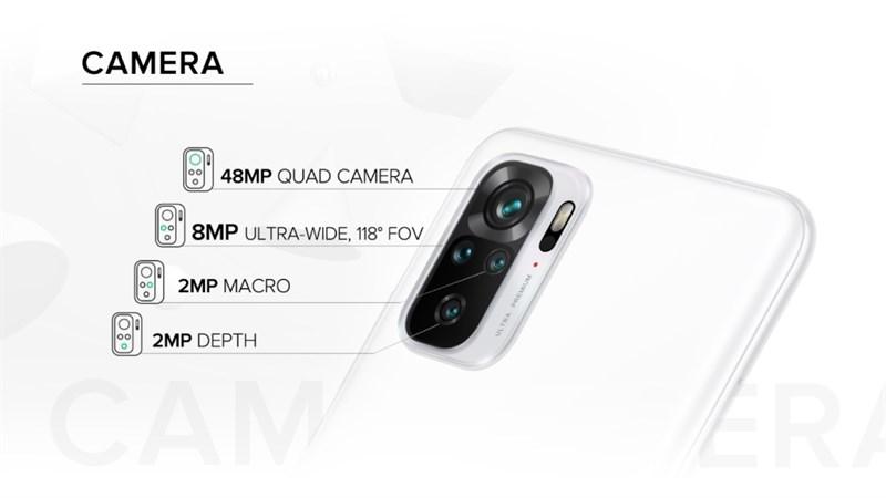 Depth camera has 2 MP resolution, f / 2.4 focal length.