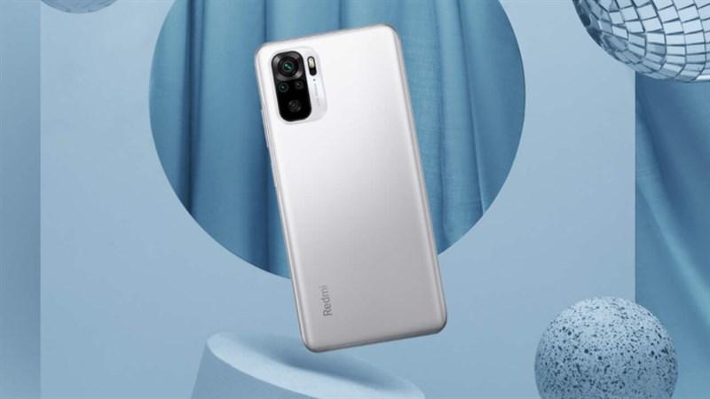 Xiaomi Redmi Note 10 đã chính thức ra mắt