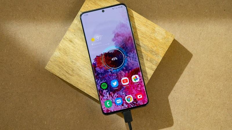 Cách bật chế độ sạc nhanh trên smartphone Samsung siêu dễ mà không phải ai cũng biết