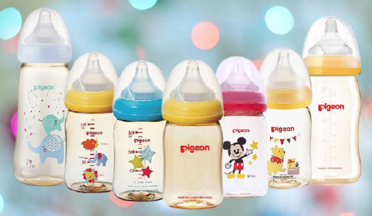 Hướng dẫn các mẹ cách vệ sinh bình sữa Pigeon mới mua đúng cách?