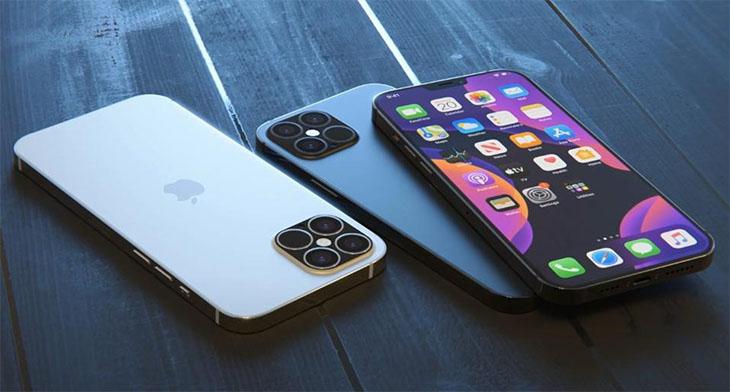 iPhone 13 sở hữu dung lượng lưu trữ lên đến 1TB