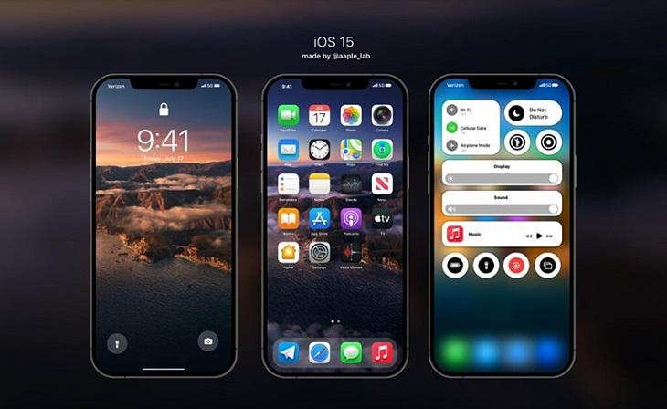 Widget này màn hình khóa iPhone