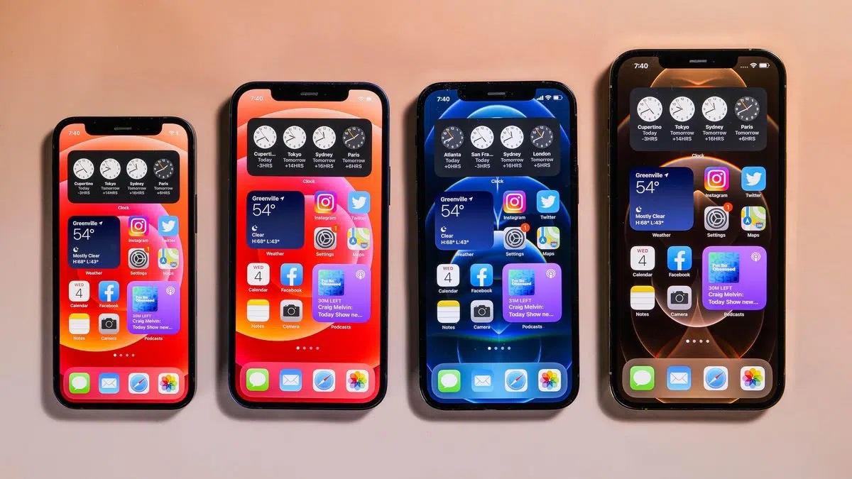Danh sách dự kiến các thiết bị được cập nhật iOS 15