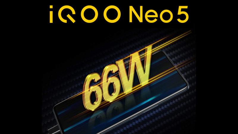 Poster iQOO Neo5