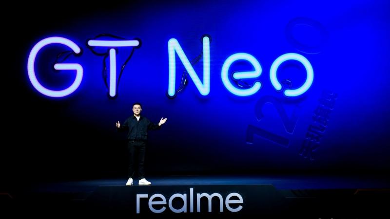 Realme GT Neo sẽ ra mắt với chip Dimensity 1200