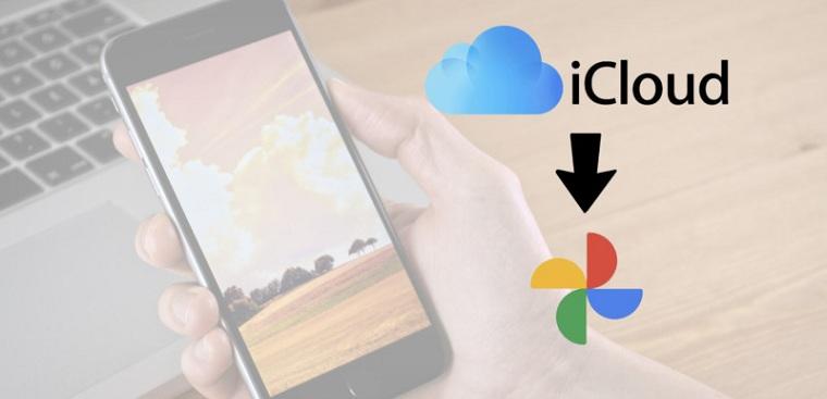 Apple cho phép chuyển ảnh từ iCloud sang Google Photos
