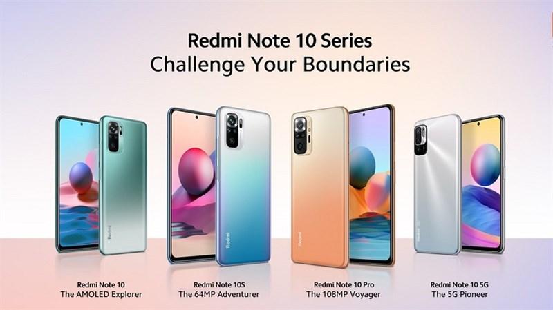 Thật khủng khiếp sức hot của Redmi Note 10 series lấn át cả 2 người anh Redmi K40 series vừa ra mắt trước đó, sao vậy ta?