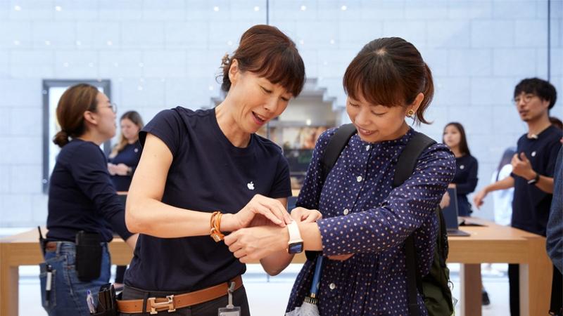Apple Watch vẫn dẫn đầu doanh số bán đồng hồ thông minh toàn cầu