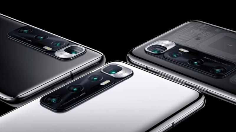 Xiaomi Mi 10S có cấu trúc camera sau tương tự Mi 10 Ultra