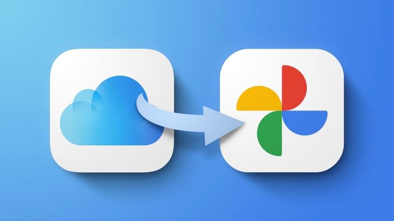 Apple ra mắt dịch vụ chuyển ảnh và video từ iCloud sang Google Photos