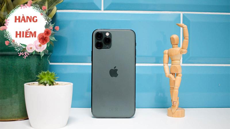 Săn ngay iPhone 11 Pro đổi trả số lượng có hạn đang giảm giá cực thơm