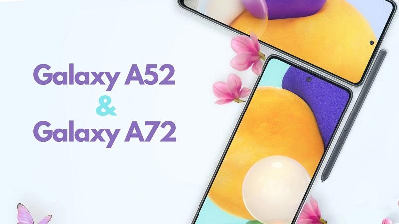 Lộ toàn bộ cấu hình Galaxy A52 và Galaxy A72: Màn hình 90Hz, ROM 256GB