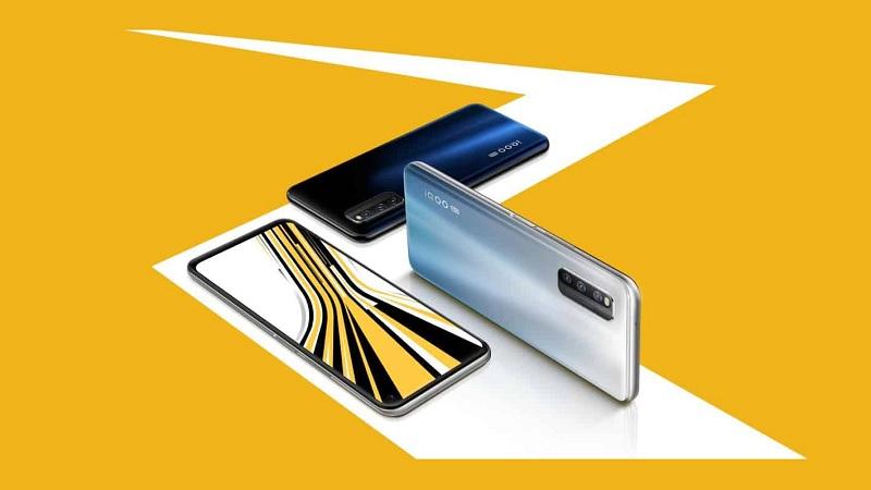 Smartphone iQOO