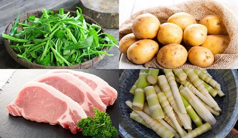 5 loại thực phẩm mà bạn cần chần qua nước sôi trước khi nấu chín