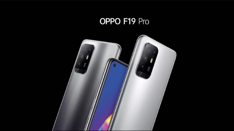 OPPO F19 Pro Series ra mắt
