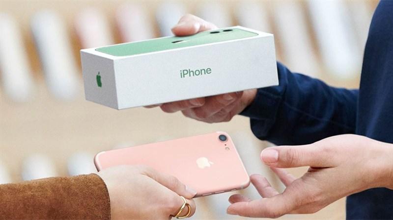 Lên đời iPhone tiết kiệm tiền triệu với chương trình Thu Cũ Đổi Mới