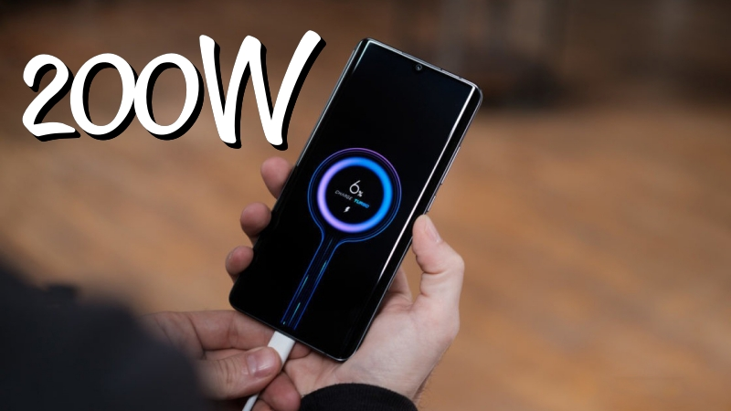 Xiaomi được cho là sắp ra mắt smartphone hỗ trợ sạc nhanh 200W, liệu đây có phải là Mi 11 Pro, Mi 11 Ultra hay Mi MIX 4?