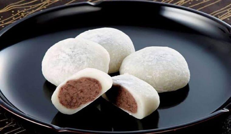 Cách làm bánh mochi nhân đậu đỏ thành công ngay từ lần đầu