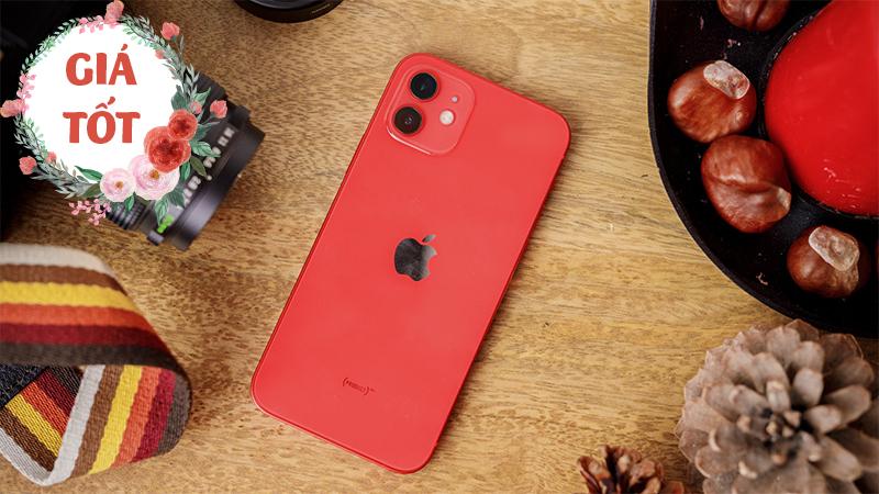 iPhone 12 mini và iPhone 12 đổi trả giảm sốc, rẻ hơn máy mới gần 30%