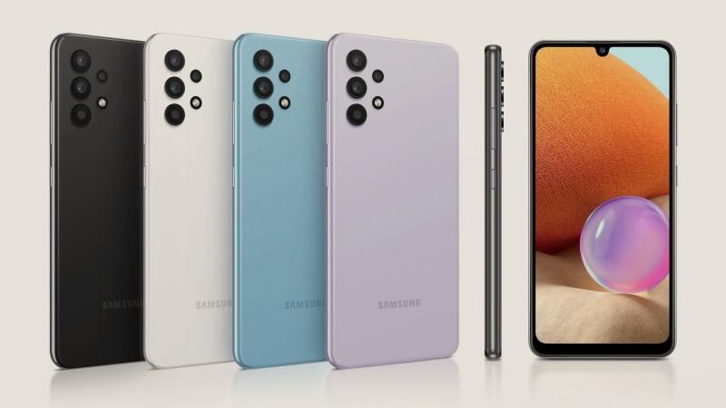 Samsung Galaxy A32 sắp mở bán tại Việt Nam: Nổi bật với 5 camera, màn hình Super AMOLED, pin trâu có hỗ trợ sạc nhanh