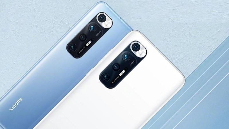 Xiaomi Mi 10S ra mắt